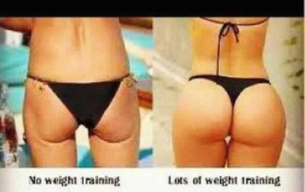 Lift Weights to lose fat – Why women should lift weights!