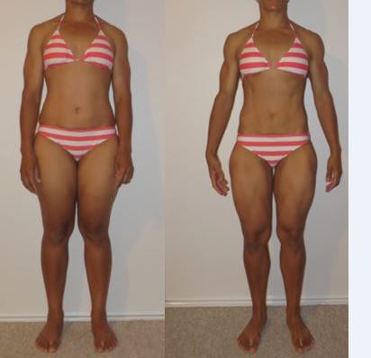 12 Week Body Transformation Success Story