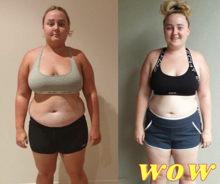 Amy 12 Week Body Transformation Success Story