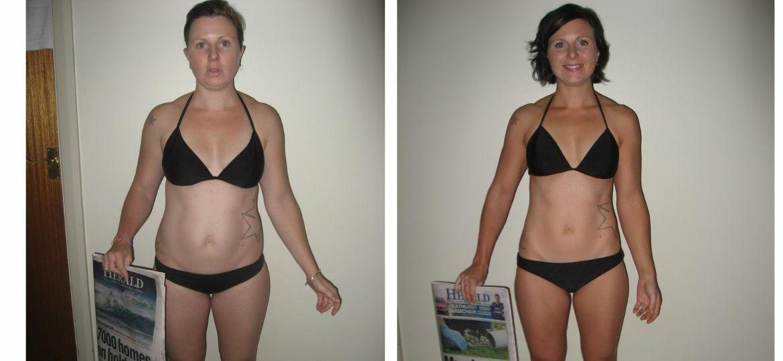 Alison 12 Week Body Transformation Body Blitz Winner
