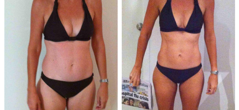 12 Week Body Transformation Siobhan
